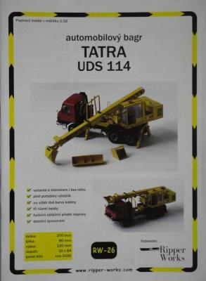 026       *        Tatra UDS 114 (1:32)       *      RIP