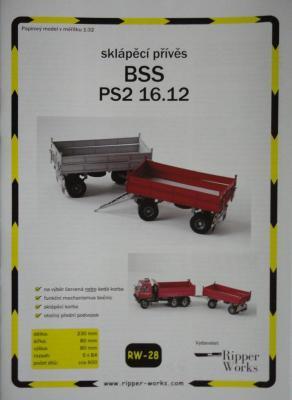 028    *     BSS PS2 16.12 (1:32)      *      RIP
