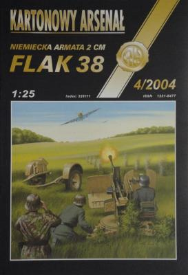 46       *     4\04     *     Flak 38 (1:25)         *        HAL