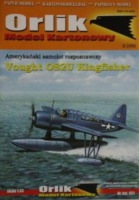 031   *    Vought OS2U Kingfisher (1:33)      *     Orlik