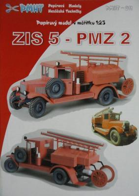 011    *     ZIS 5-PMZ 2 (1:25)      *    PMHT