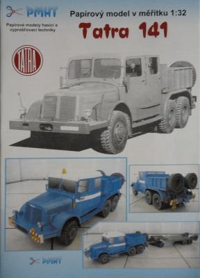 006   *    Tatra 141 (1:32)      *     PMHT
