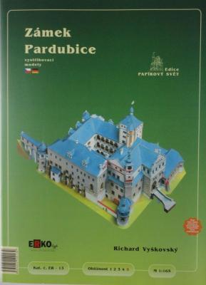 013     *      Zamek Pardubice (1:165)      *    ERKO