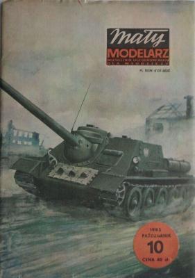 278    *     10\83    *     SU-100     *      Mal-Mod