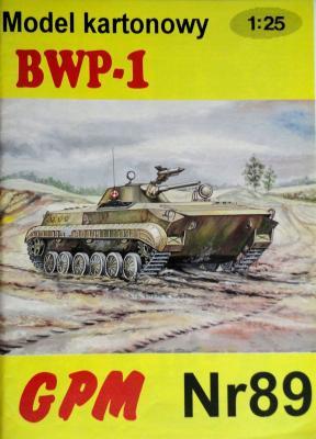 089   *    BWP-1 (1:25)     *    GPM-J