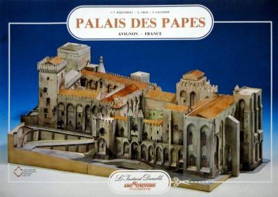 26    *    Palais des papes   1:300     *     L' INST  DURABL