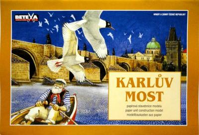 022   *   Karluv most   1:170     *   BETEXA