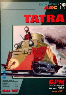 GP-077    *     12\99\161    *   Tatra (1:25)