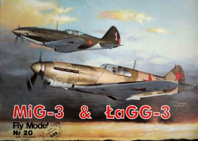 FLy-020     *     MIG-3 & Lagg-3 (1:33)