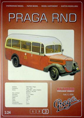 008   *   Praga RND (1:24)   *    ATTIMON