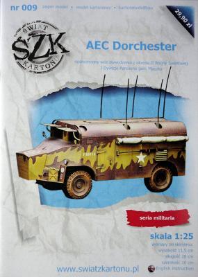 009    *    AEC Dorchester (1:25)    *   SzK
