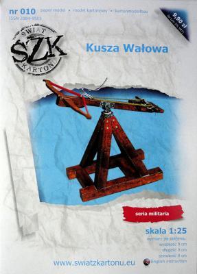 010    *   Kusza Walowa (1:25)    *   SzK