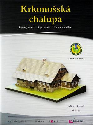 040   *   Krkonosska chalupa (1:120)     *   DUKASE