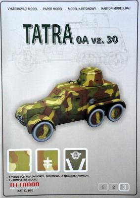010   *  Tatra OA vz.30  *  ATTIMON
