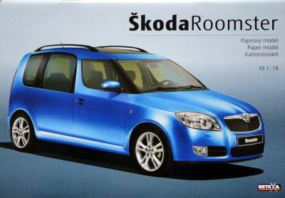 059-4   *   Skoda Roomster (1:18)   *  BETEXA