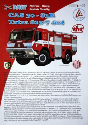 05z   *   CAS 30-S3R Tatra 815-7 4x4 (1:53)    *  PMHT