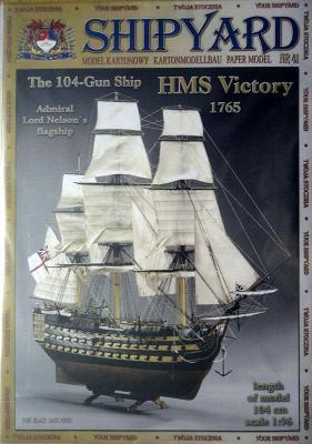041   *   HMS Victory  (1:96)   *   SHIP