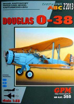 GP-339   *   2\13\355   *  Douglas O-38 (1:33)  +  резка