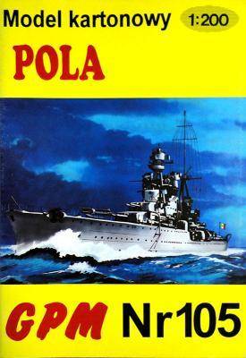 105   *   Pola (1:200)     *   GPM-J
