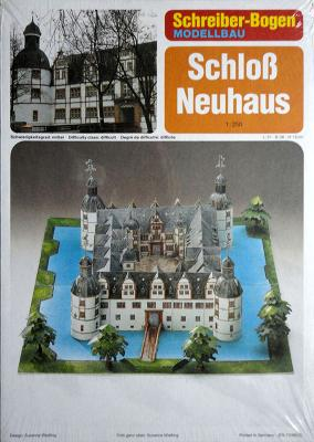72485   *  Schlob Neuhaus  (1:250)    *   S-B