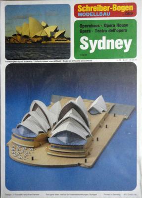 72433    *   Sydney  (1:300)   *   S-B
