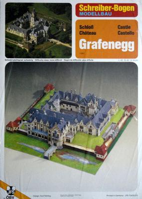 72429   *  Grafenegg  (1:250)   *  S-B