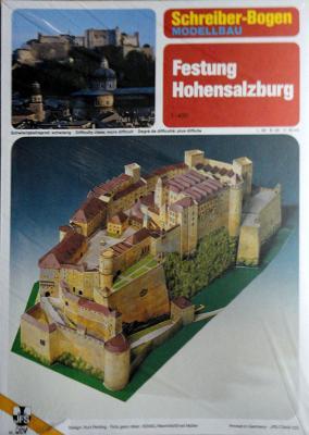 72419   *   Festung Hohensalzburg  (1:400)   *   S-B