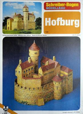 72169   *  Hofburg  (1:90)    *   S-B