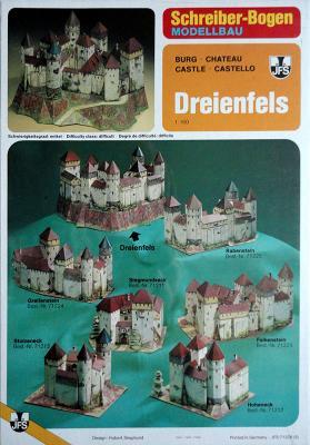 71226   *   Dreienfels  (1:120)    *  S-B