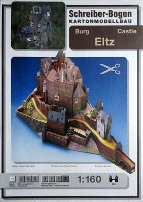 695   *   Castle Eltz  (1:160)    *   S-B