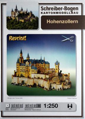 643   *   Hohenzollern  (1:250)    *   S-B