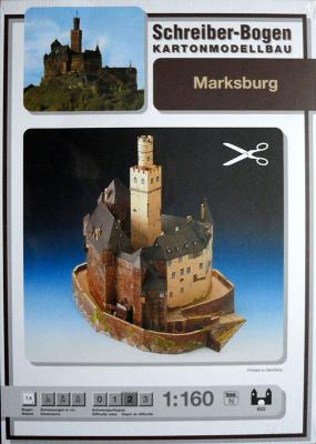 622    *    Marksburg  (1:160)    *   S-B