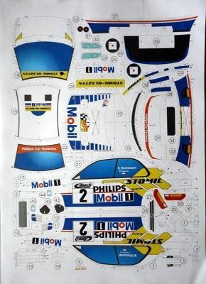 01Subaru Impreza Holowcyzc 1997(1:24)   *   MVmodel