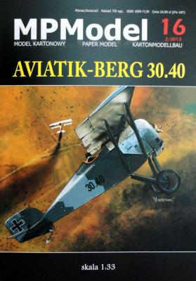 16    *   Aviatik-Berg 30.40 (1:33)    *   MP
