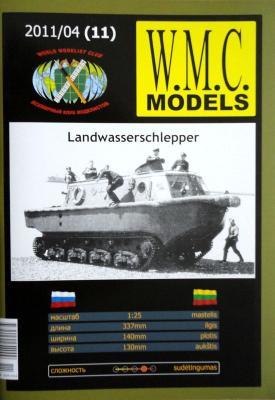 11   *   04/11   *   Landwasserschlepper (1:25)   *   WMC