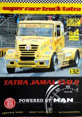 004    *   Tatra Jamal EVO II (1:32)   *    VIMOS