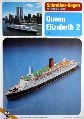 72359   *   Queen Elizabeth 2(1:400)   *   SCH-BOG
