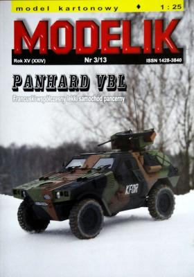 MOD-339  *   3/13    *   Panhard VBL (1:25)