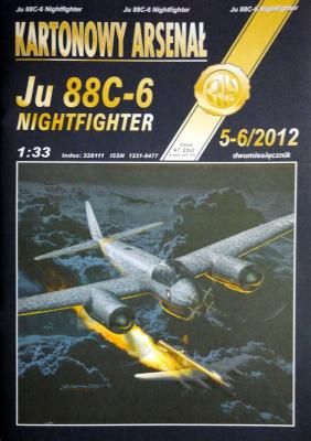 79   *   5-6/12   *   Ju 88C-6 Nightfighter (1:33)   *   HAL