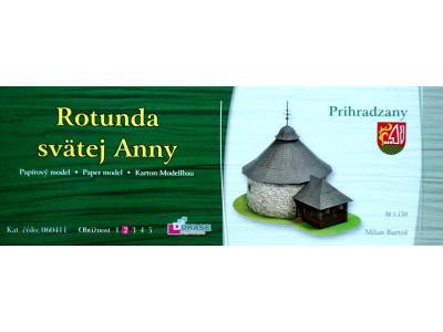 048    *   Rotunda svatey Anny (1:150)    *   DUKASE