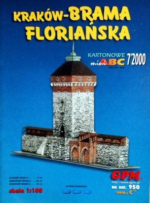 950  *  07\00  *  Krakow-Brama florianska (1:100)  *  GPM-ARH