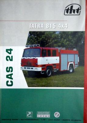 023  *  Tatra 815 4x4 CAS 24 (1:32)  *  PK GRAPH