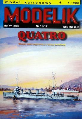 MOD-331  *  19\12  *  Quatro (1:200)