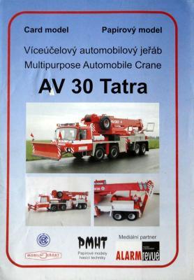 001c    *   AV 30 Tatra (1:32)   *    PMHT