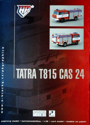 001    *  Tatra T815 CAS 24 (1:32)    *   PK Graphika
