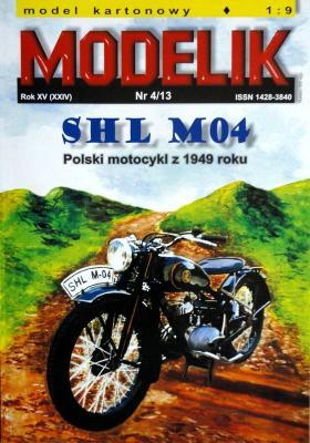 MOD-340   *   4\13   *   SHL M04 (1:9)