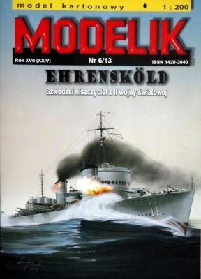 MOD-342   *   6\13   *   Ehrenskold (1:200)