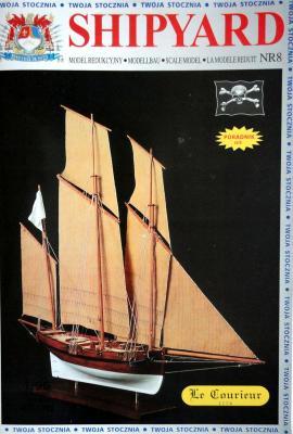 008   *   Le Gourieur (1:96)   *   SHIP
