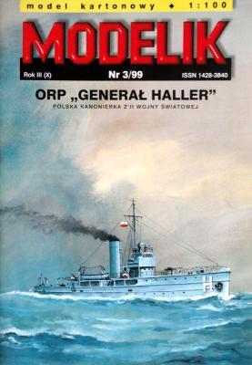 """Mod-034   *   3\99   *   ORP """"General haller"""" (1:100)"""