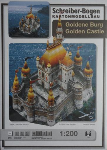 722   *   Golden Castle (1:200)    *   S-B